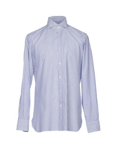 nouveau en ligne Luigi Borrelli Napoli Chemises Rayas faux à vendre kFmuAaOb