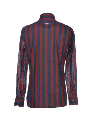 Luigi Borrelli Napoli Chemises Rayas meilleur prix 3YlXggDO
