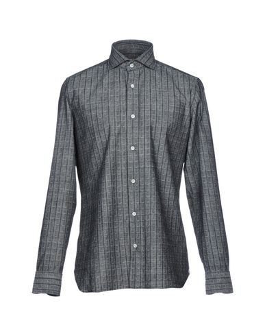 Luigi Borrelli Napoli Chemises Rayas Réduction en Chine GZdBYr