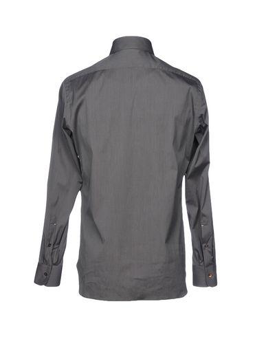Luigi Borrelli Napoli Camisa Lisa best-seller en ligne FSlrFoLGw