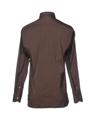 Luigi Borrelli Napoli Camisa Lisa super original Livraison gratuite prix discount grosses soldes coût pas cher QgXlno67