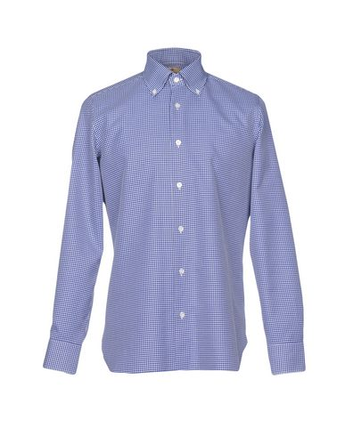 Luigi Borrelli Napoli Camisa Estampada vente en Chine SAST en ligne multicolore vente Frais discount zt3utWNN