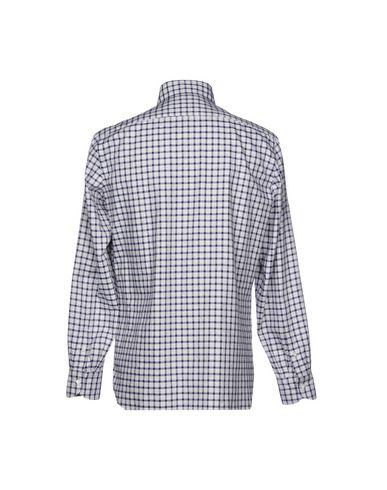 Luigi Borrelli Napoli Camisa De Cuadros bas prix rabais RmrHXw