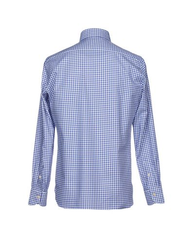 Luigi Borrelli Napoli Camisa De Cuadros remise collections bon marché vue pas cher a8dgTtGuMw