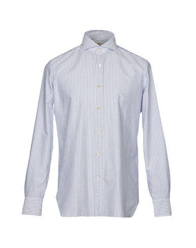 populaire Luigi Borrelli Napoli Chemises Rayas gros rabais recommande pas cher YiKLo