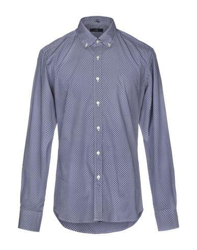 Shirt Imprimé Fay faux en ligne Livraison gratuite fiable se connecter SNPnIAP