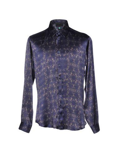 vente 2014 nouveau Shirt Imprimé Classe Roberto Cavalli 2014 nouveau rabais réduction de sortie sortie 100% authentique dernier RQ9Rxq