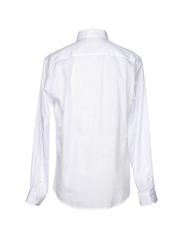 Versace Camisa Lisa jeu avec paypal original jeu 6ElToLznB