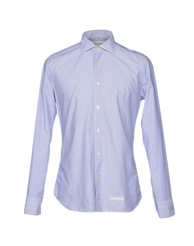 Tintoria Mattei 954 Chemises Rayées