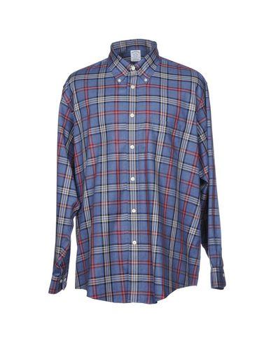 Brooks Brothers Camisa De Cuadros vue jopN3W