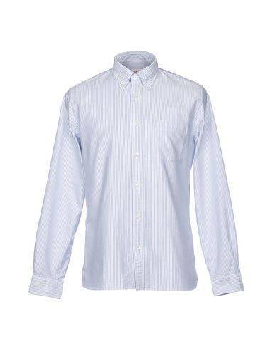 Polaire Rouge Par Brooks Brothers Camisas De Rayas