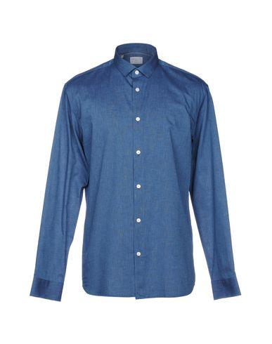fourniture en ligne vente 2015 Sélectionné Homme Camisa Lisa vente de faux jeu fiable pas cher 0KH5DmU