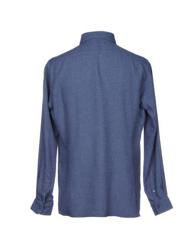 sortie grand escompte Teinture Mattei 954 Camisa Estampada parfait rabais de nouveaux styles authentique HWLWVHEvhW