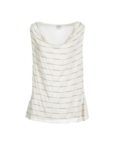 ARMANI COLLEZIONI - Sleeveless sweater
