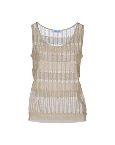 BLUMARINE - Sleeveless sweater