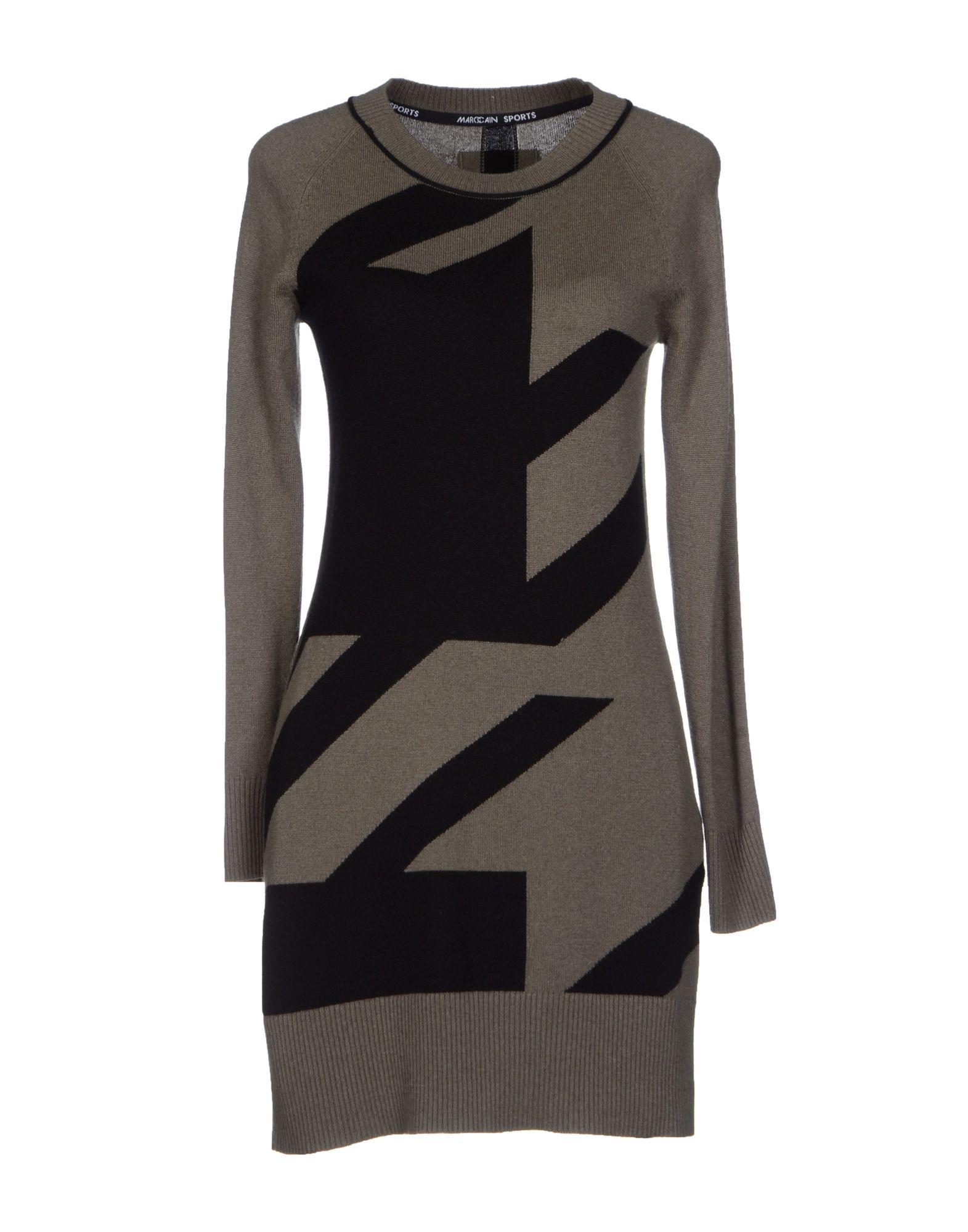 neueste elegant im Stil am besten online Marc Cain Sports Short Dress Women Marc Cain Sports Short ...