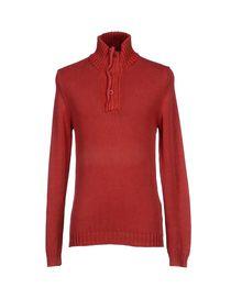 ALPHA STUDIO - Sweater with zip