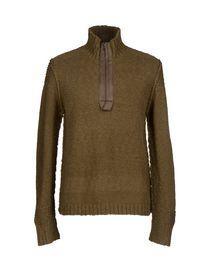 C.P. COMPANY - Sweater with zip