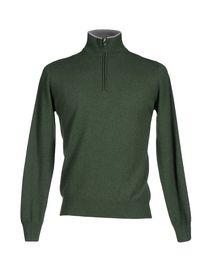 LUIGI BORRELLI NAPOLI - Sweater with zip