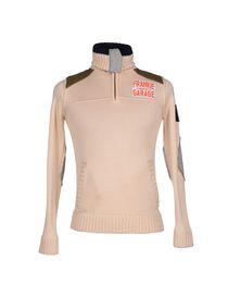 FRANKIE GARAGE - Sweater with zip