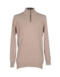 WOOL & CO - Sweater with zip