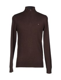 TOMMY HILFIGER - Sweater with zip