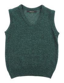 TAGLIATORE - Sleeveless sweater