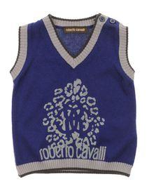 ROBERTO CAVALLI - Sleeveless sweater
