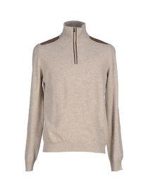 FEDELI - Sweater with zip