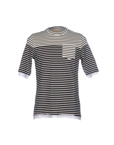 2014 nouveau rabais vente avec mastercard Wooster + Lardini Camiseta Ea9vi
