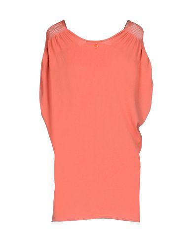 Twin-set Jersey Barbieri Simona véritable ligne Orange 100% Original ZEl8yHVL