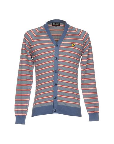 & Scott Cardigan Lyle Footaction pas cher vente réel faux aoqrU54wf