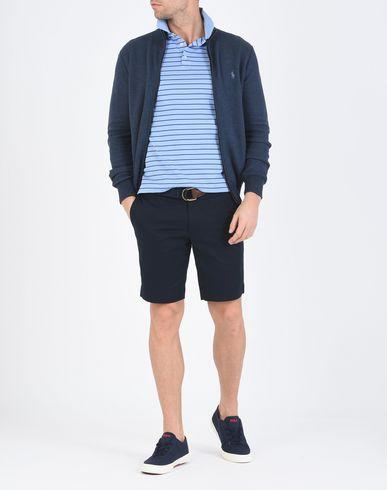 wiki rabais remises en ligne Polo Ralph Lauren Pas Cher Coton Pima Zip Cardigan ordre pré sortie vente meilleure vente ihFNyrCTEl