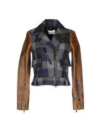 MAURO GRIFONI - Biker jacket