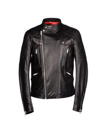 ALEXANDER MCQUEEN - Biker jacket