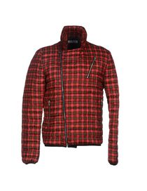 GREY DANIELE ALESSANDRINI - Down jacket