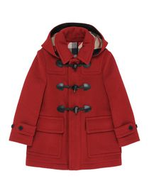 BURBERRY CHILDREN - Coat