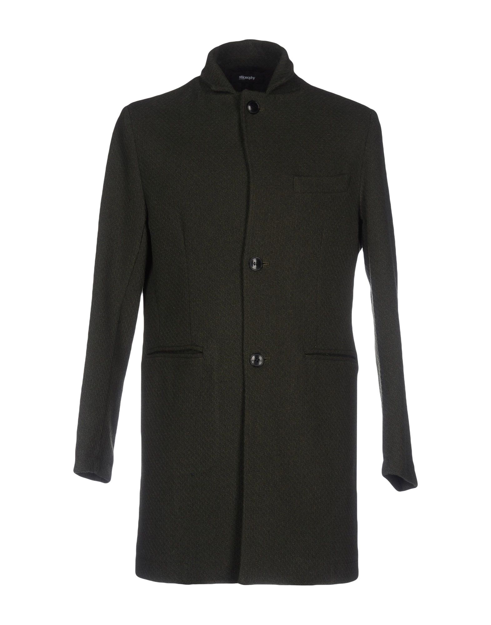 STILOSOPHY INDUSTRY STILOSOPHY INDUSTRY Coat 41703978JE