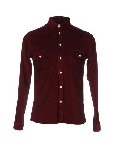 magasin de dédouanement Commune De Paris 1871 + Dimanches Camisa Lisa vente en Chine obtenir de nouvelles livraison gratuite gyYTa