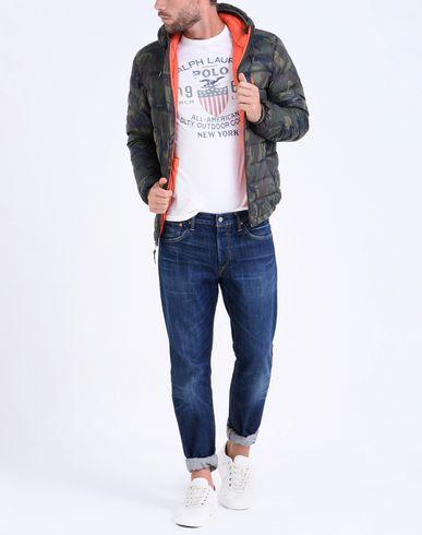 vente vraiment vente grand escompte Polo Ralph Lauren Pas Cher Packable Veste À Capuche Vers Le Bas Plumífero jeu acheter vente avec paypal grosses soldes 9w3ET