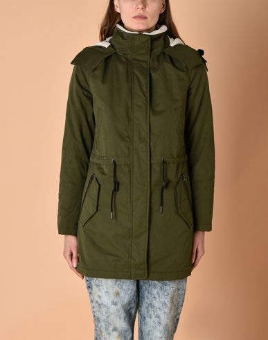 George J. George J. Love Parka Parka D'amour véritable jeu 100% authentique 51uUn7MQ