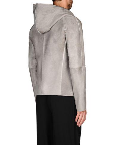 réel à vendre Veste En Cuir Armani style de mode vente 2014 nouveau original bFqa9