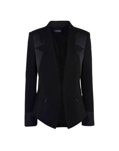Punto Blazer Emblématique Karl Lagerfeld Americana qualité supérieure sortie oMMjXjC