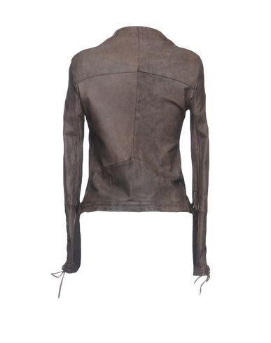 Cuirs Rue Cazadora Motard à vendre mode rabais style Nouveau 61Rq5J