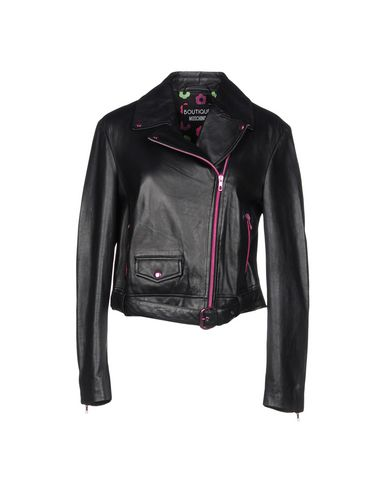Moschino Veste De Motard Boutique