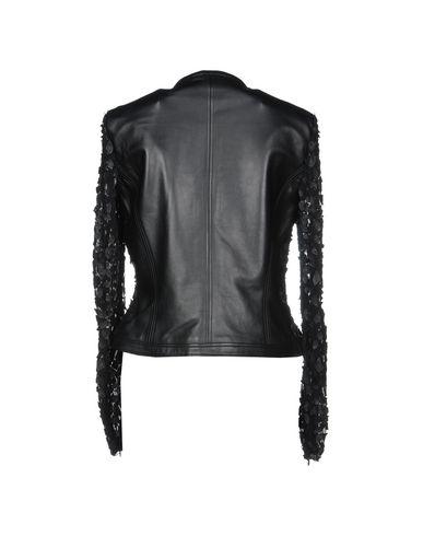 meilleur Collection De Veste En Cuir Versace approvisionnement en vente FbYiYlH