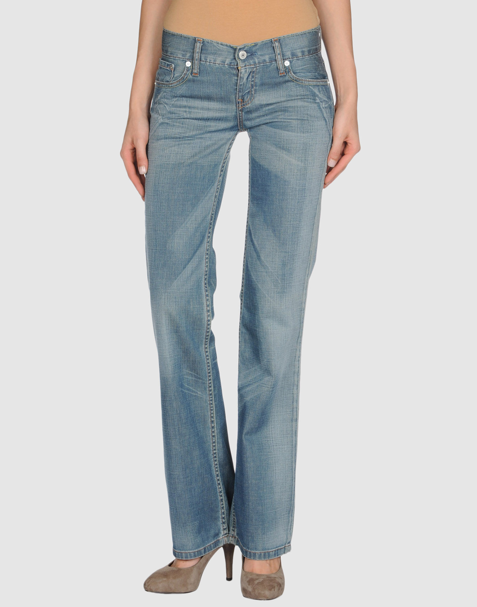 Levi's Red Tab Denim Pants   Women Levi's Red Tab Denim Pants   42219803RJ