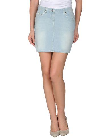 LOVE MOSCHINO - Denim skirt