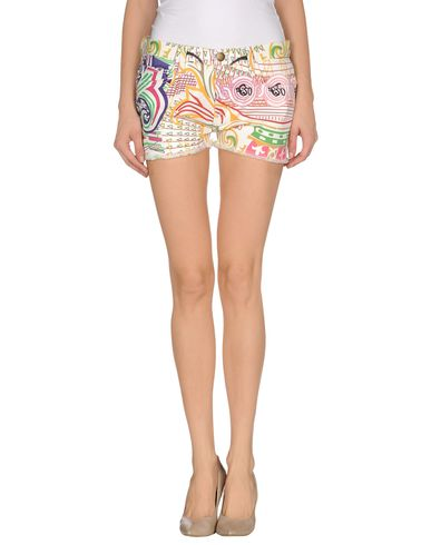 MARY KATRANTZOU - Denim shorts