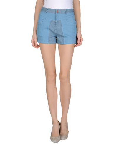 SURFACE TO AIR - Denim shorts